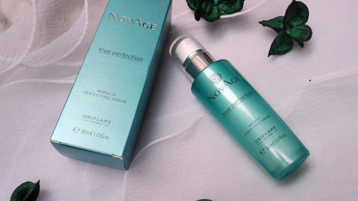 Oriflame Novate True Perfection – bőrtökéletesítő