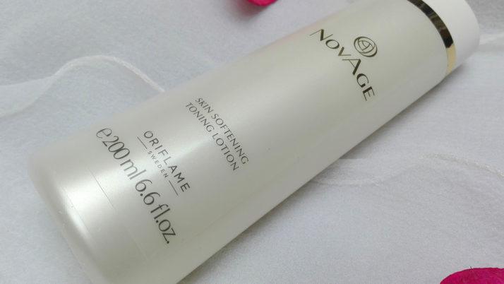 Oriflame Novage Ultimate Lift – bőrpuhító tonizáló lotion